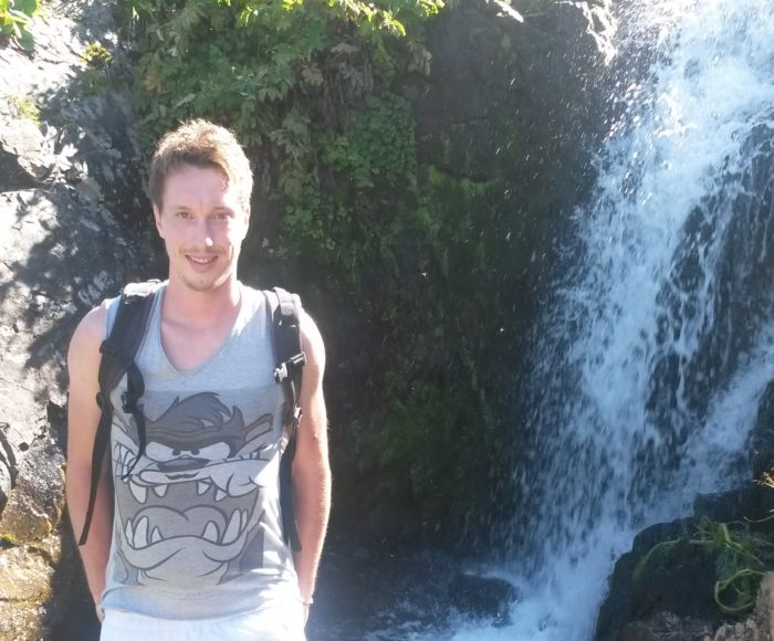 Wasserfall Priiskove 2
