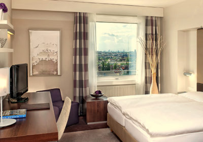 Estrell, Hotel, Junior Suite, Zimmer