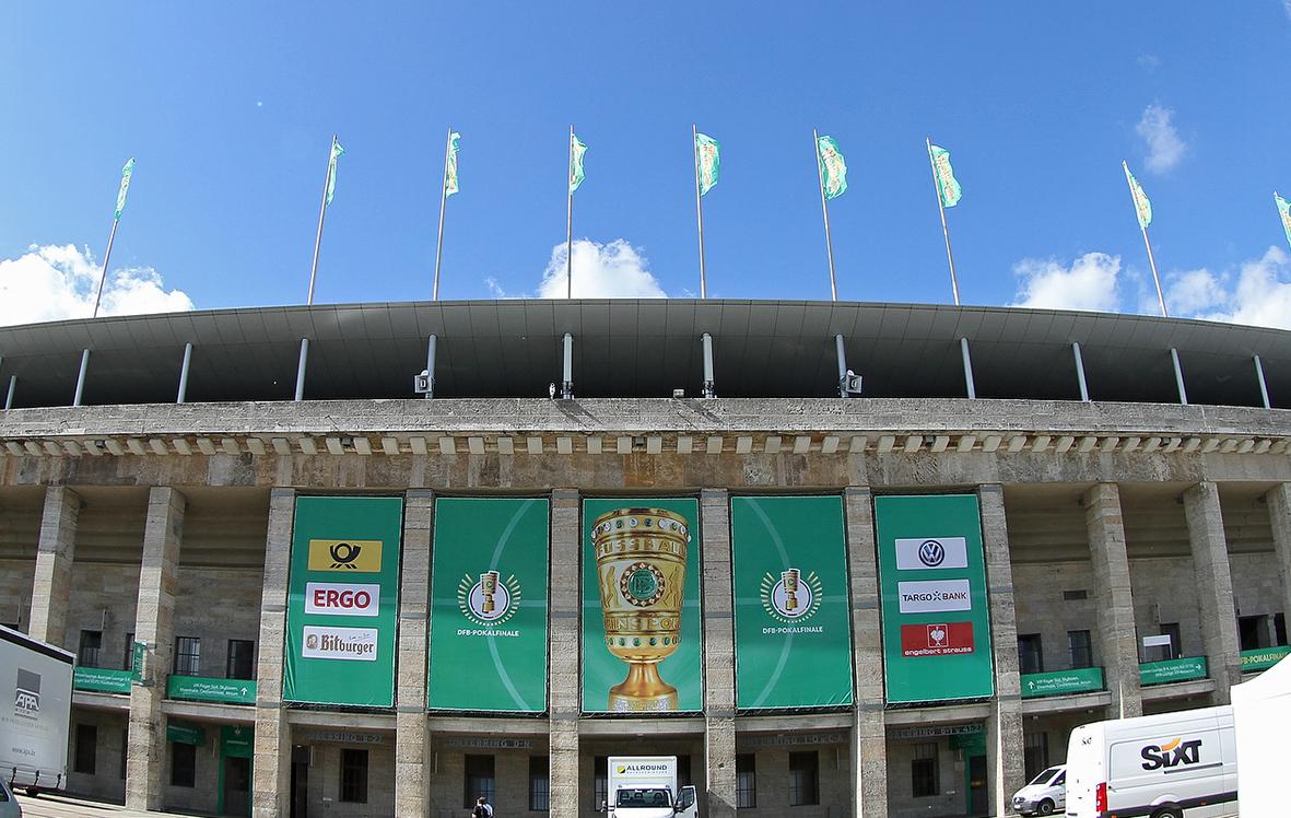 Dfb Pokalfinale 2021 Berlin
